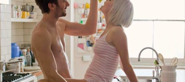 cibo e sesso nel rapporto di coppia