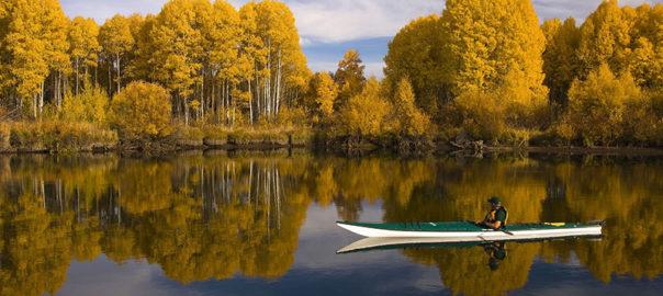 il kayak appassiona gli italiani!