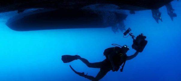 avventura e immersioni nel mare della liguria